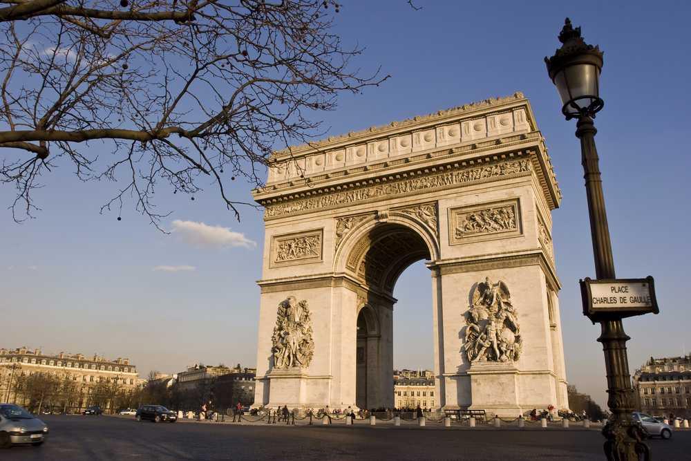 Paris an einem Tag