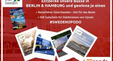 Entdeckt unsere Busse in Berlin und Hamburg und gewinnt!