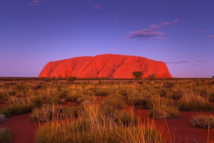 2 ayers rock - die besten Sonnenuntergänge _ Opodo Reiseblog