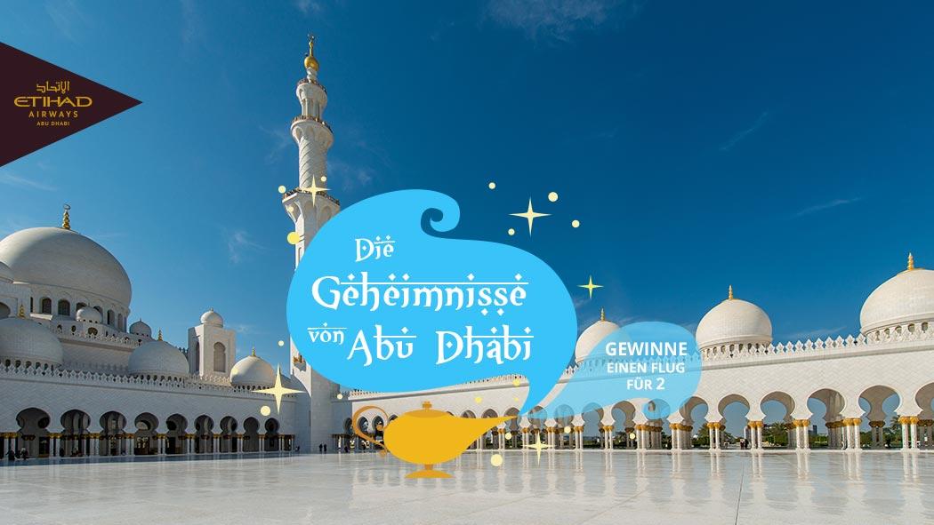Abu-Dhabi-Gewinnspiel