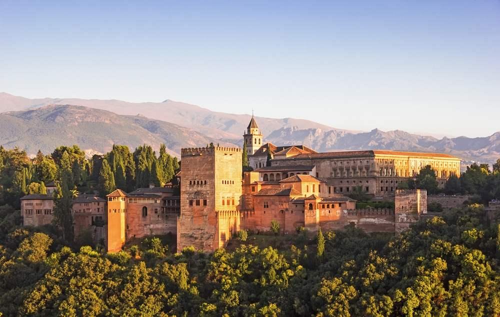 alhambra, granada, reisetipps andalusien, spanien