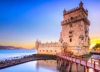 lissabon, portugal, gewinnspiel, belem, torre de belem