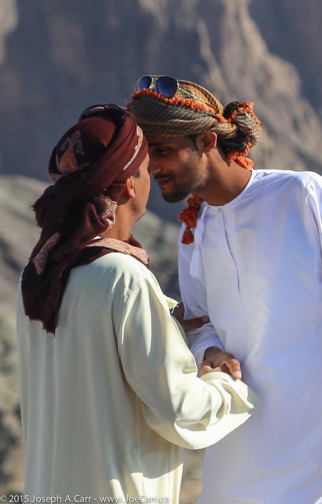 11 ways people greet each other around the world oman nose kisses m4hsunfo