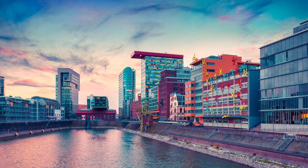 Düsseldorf-Reisetipps-Mediahafen