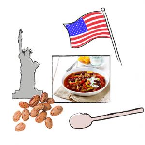 USA-Bohnen