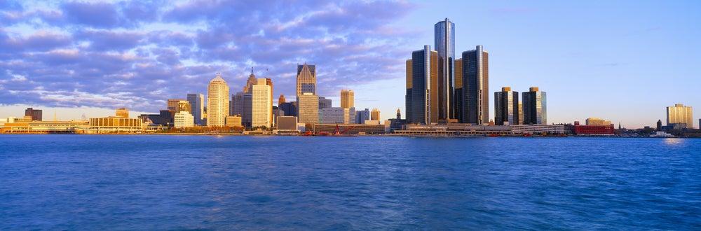 USA-Detroit-Michigan
