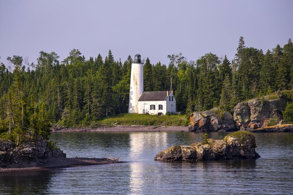 USA-Michigan-Isle-Royale-Nationalpark