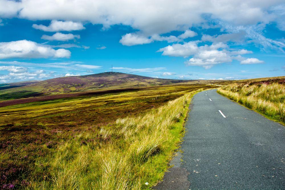 Schöne-Städte-Europa-Dublin-Irland-Wicklow-Mountains