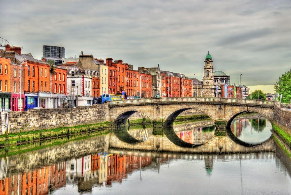 Schöne-Städte-Europa-Dublin