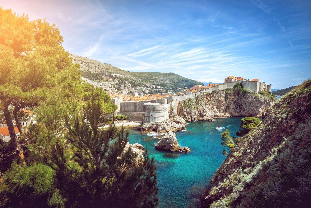 Schöne-Städte-Europa-Dubrovnik-Altstadt