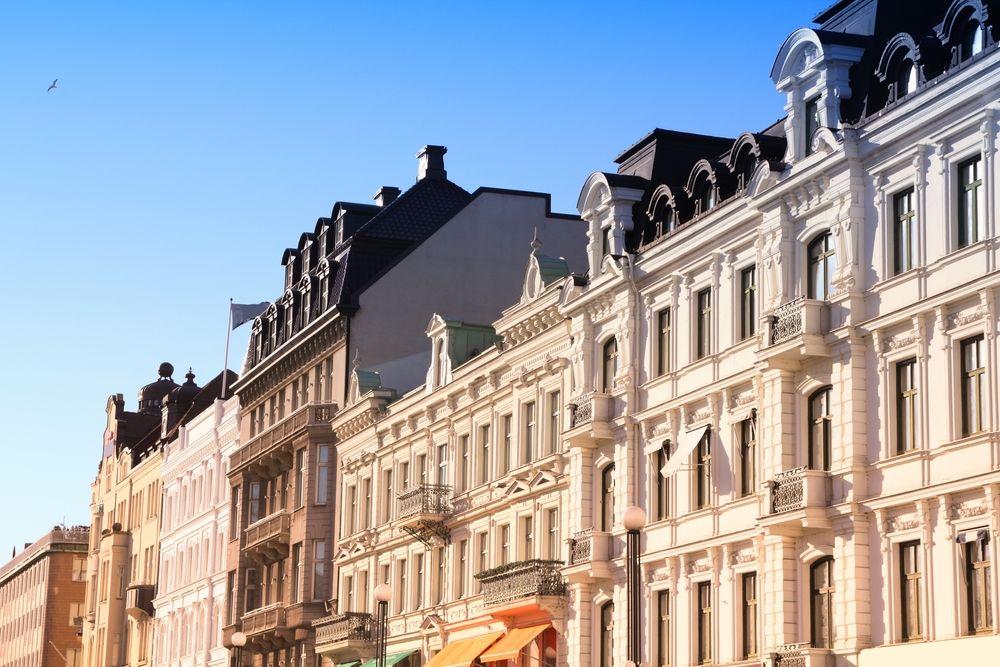 Schöne-Städte-Europa-Malmö-Häuser