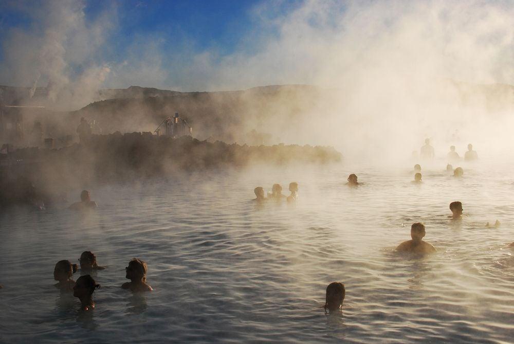 Schöne-Städte-Europa-Reykjavik-Blaue-Lagune