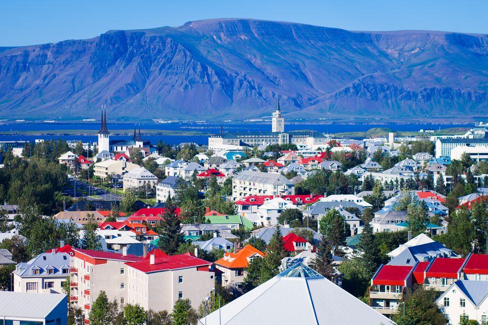 Schöne-Städte-Europa-Reykjavik