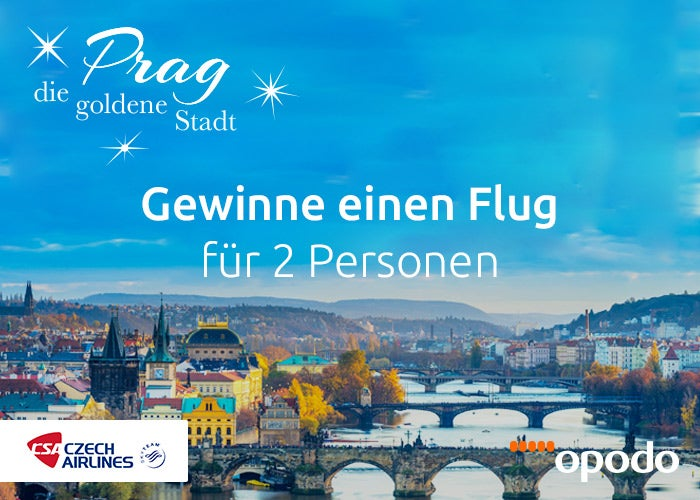 Prag Gewinnspiel