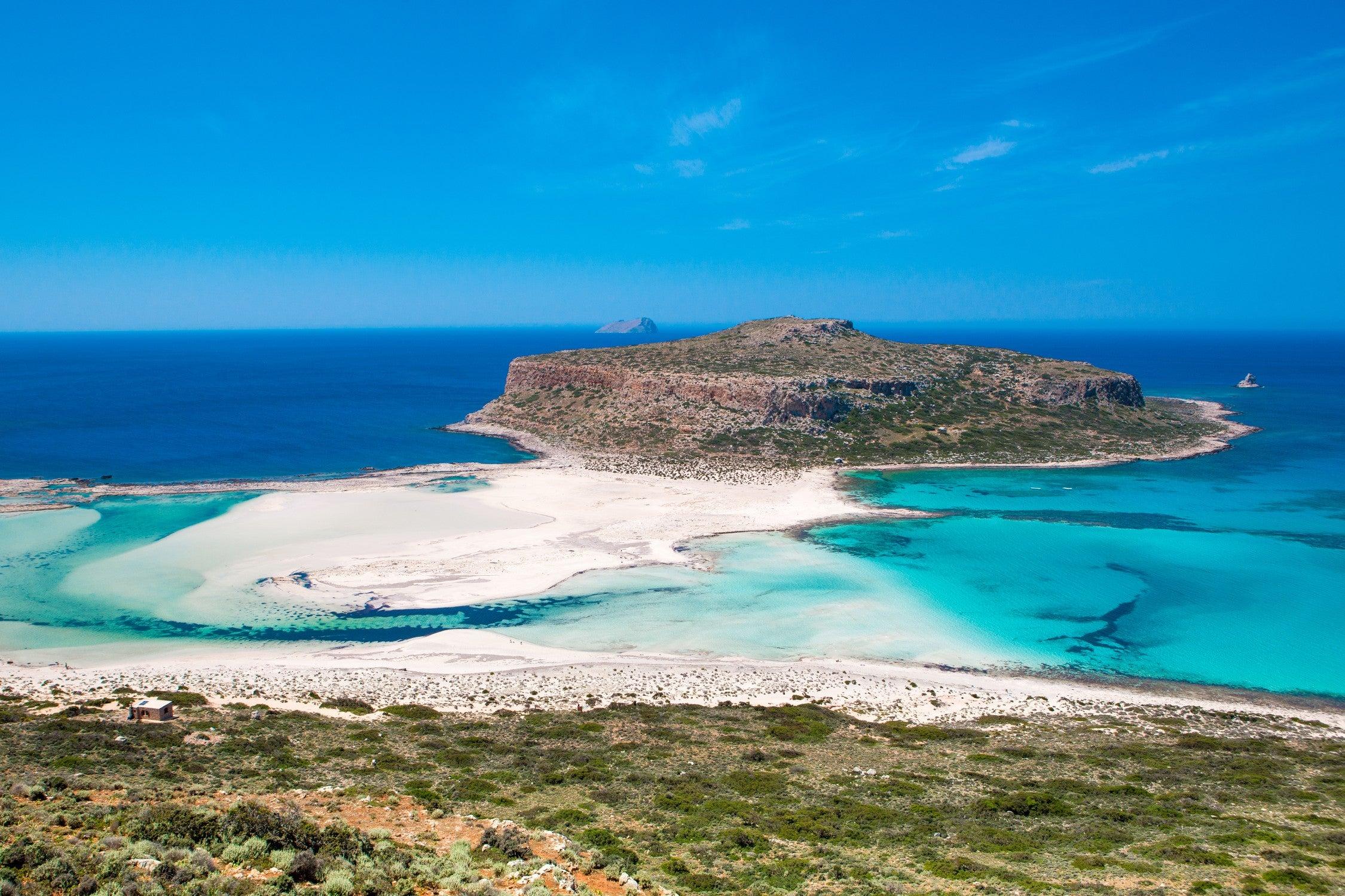 Die Bucht von Balos - die schönsten Strände Griechenlands - Opodo Reiseblog