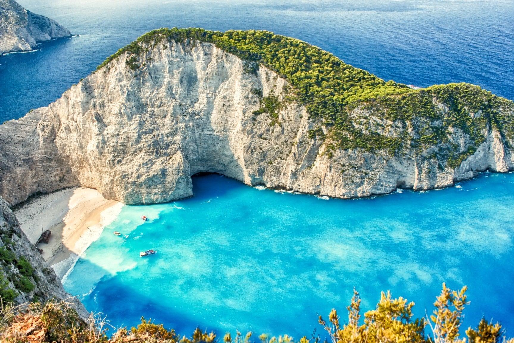 Navagio - die schönsten Strände Griechenlands_Opodo Reiseblog