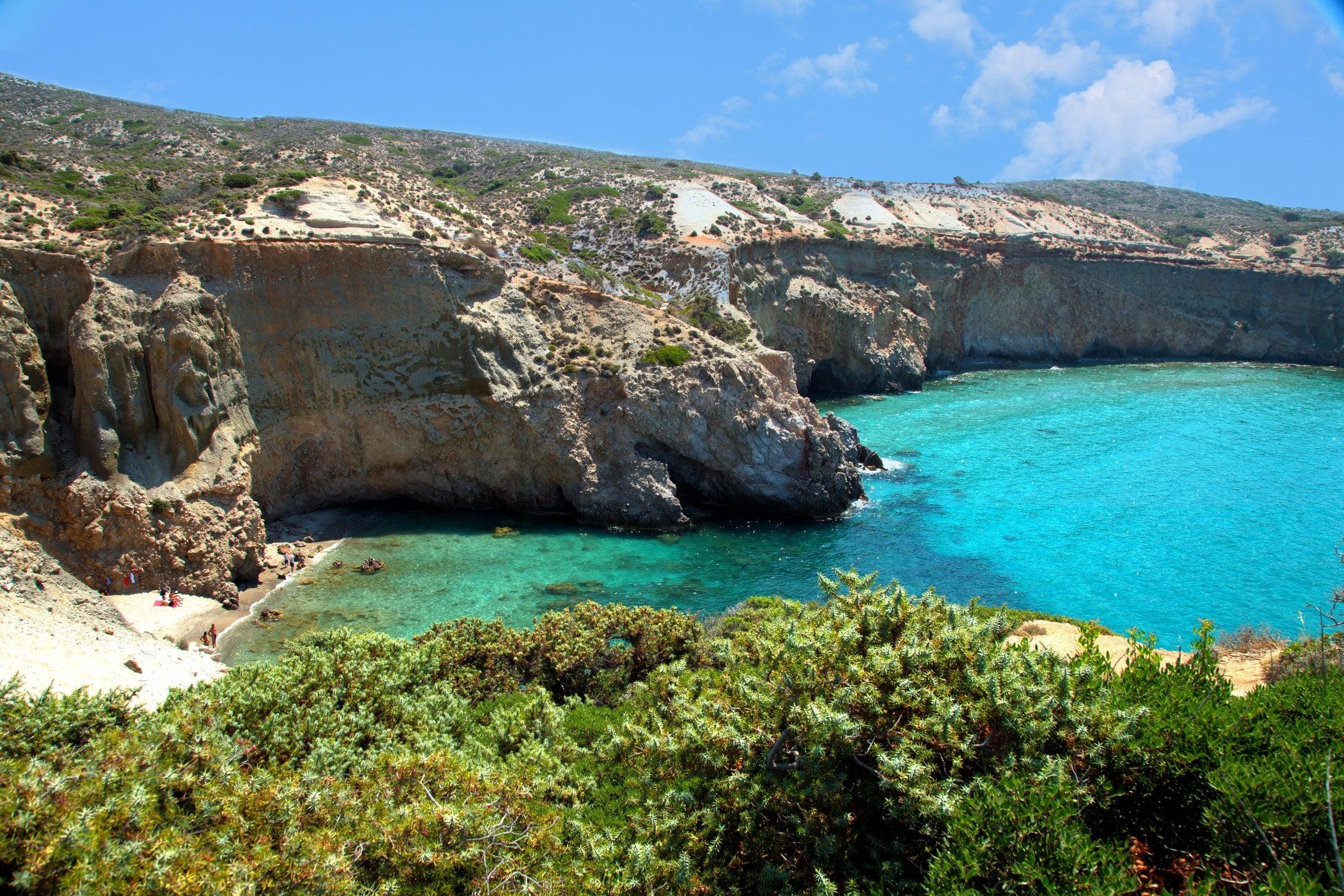 Tsigrado - die schönsten Strände Griechenlands_Opodo Reiseblog