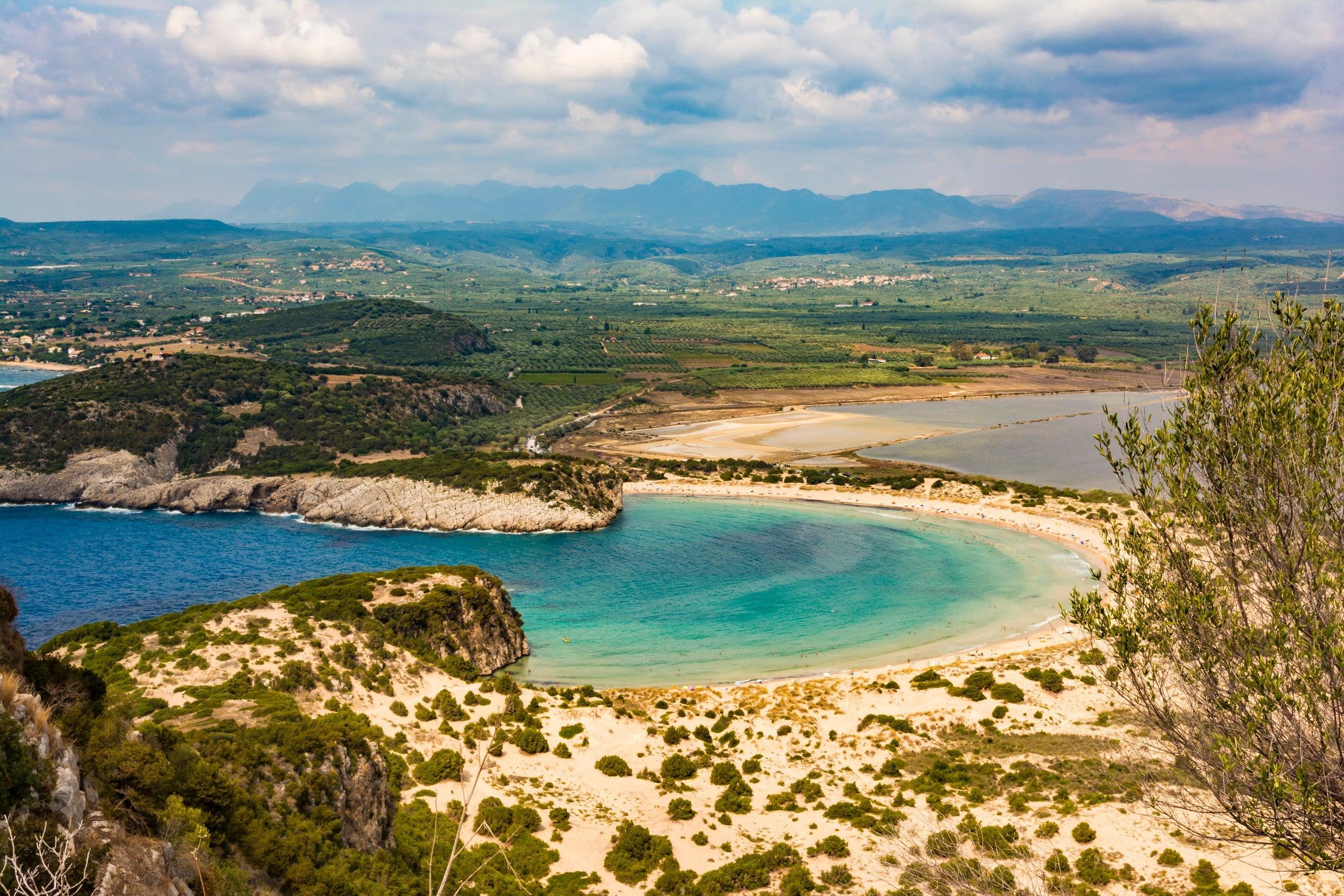 Voidokilia- die schönsten Strände Griechenlands_Opodo Reiseblog