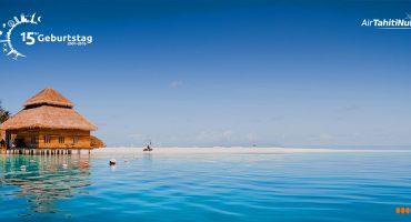 Travel Pics auf Instagram: Tahiti Gewinnspiel