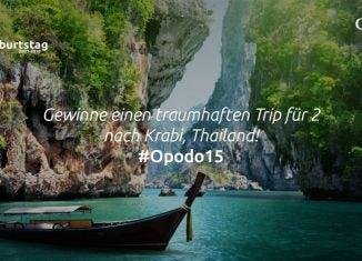 travel pics gewinnspiel, instagram gewinnspiel, krabi, thailand