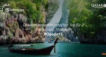 Travel Pics auf Instagram – Gewinne einen Flug für 2 nach Krabi, Thailand!