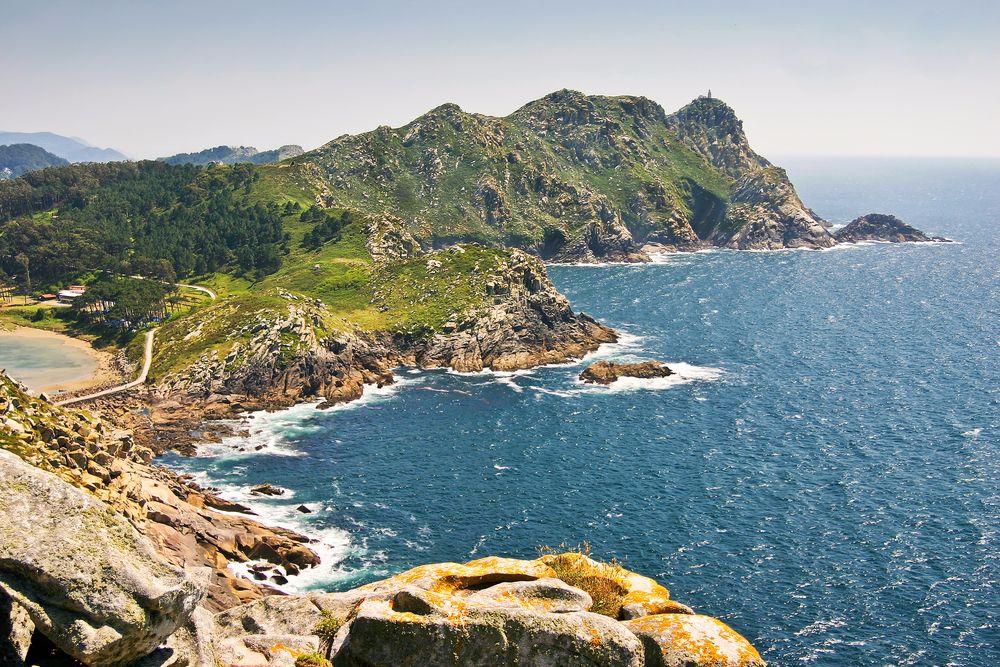reisetipps galicien, cies inseln, naturpark