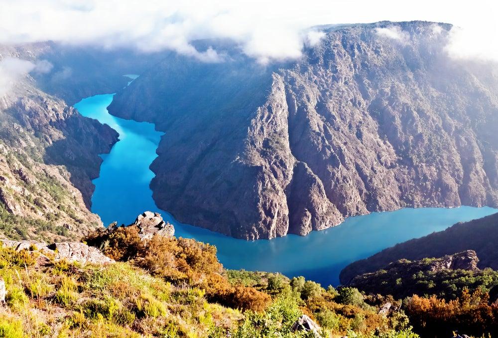 reisetipps galicien, sil canyon