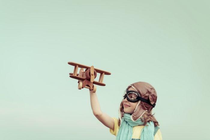 Kinder alleine fliegen - Travel Blog