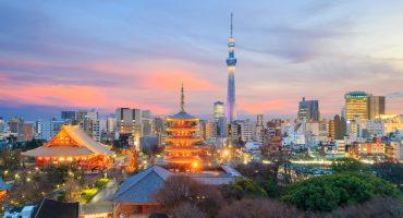 Entdecke Tokio – Die Top 5 Sehenswürdigkeiten