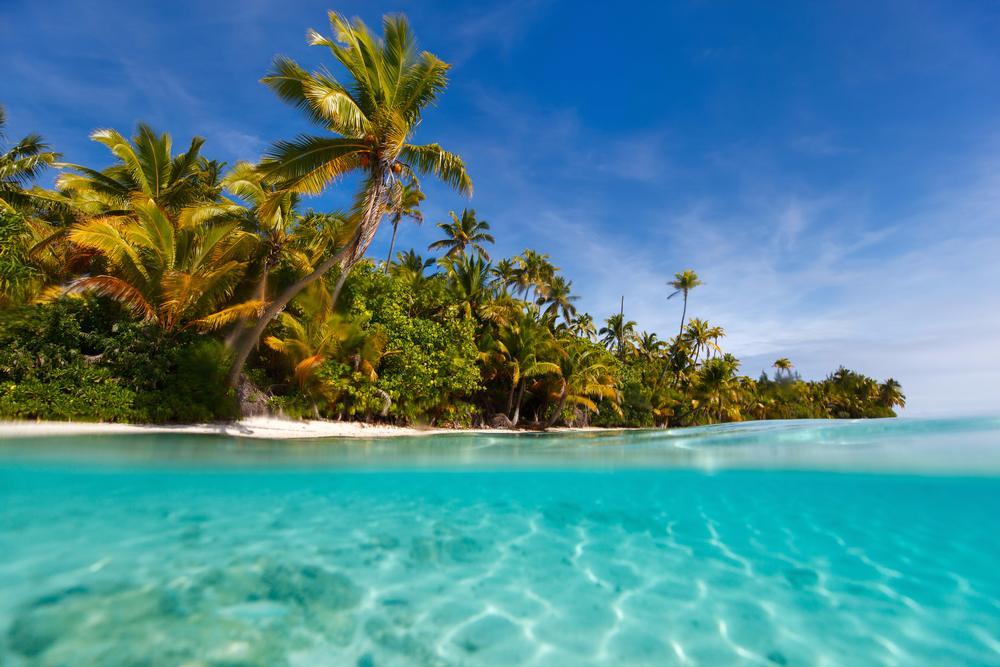 die schönsten pazifik inseln, aitutaki, cook islands