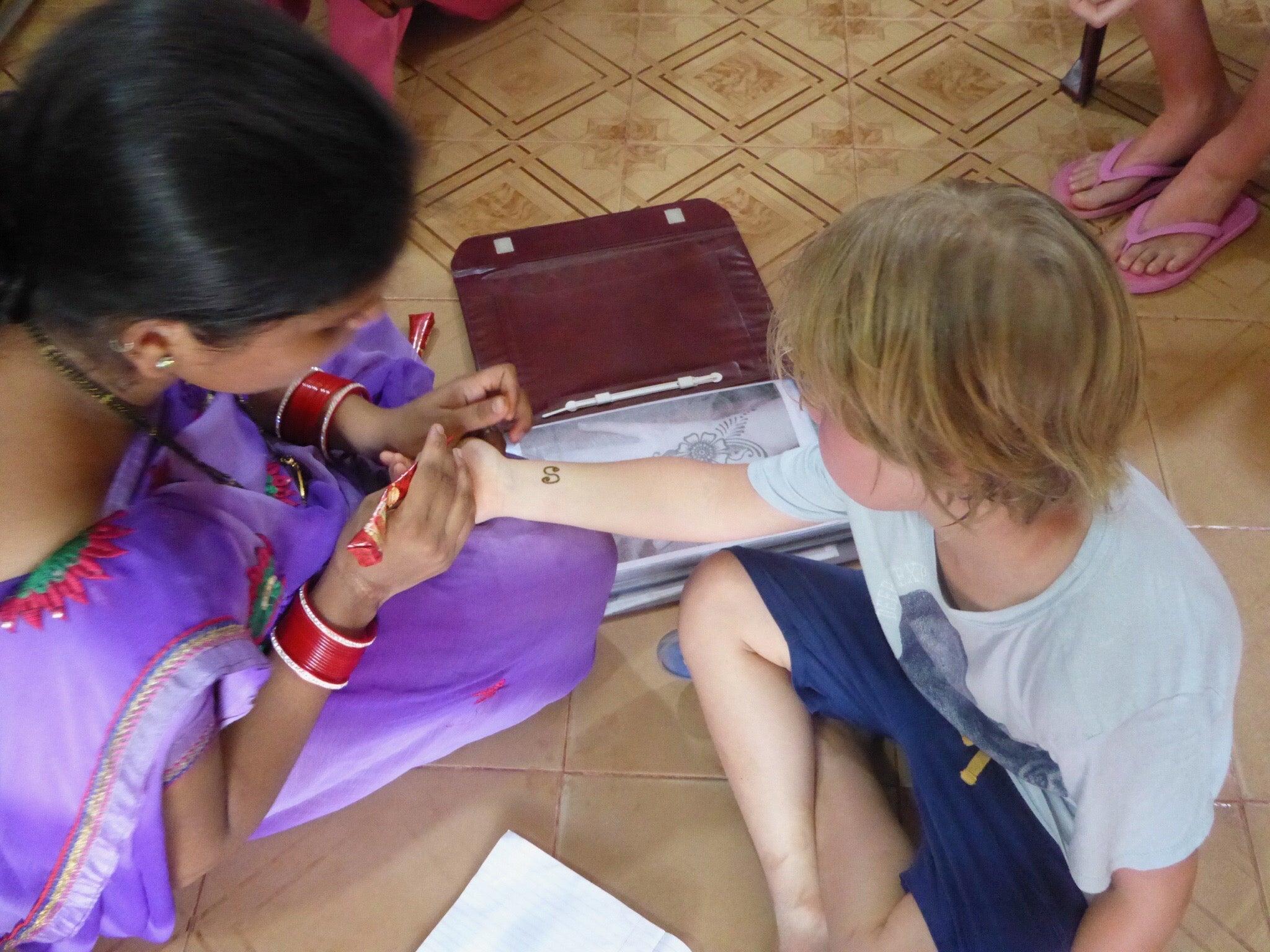 Reisen mit Kindern - Indien - Opodo Reiseblog (14)