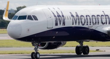 Monarch Airlines meldet Insolvenz