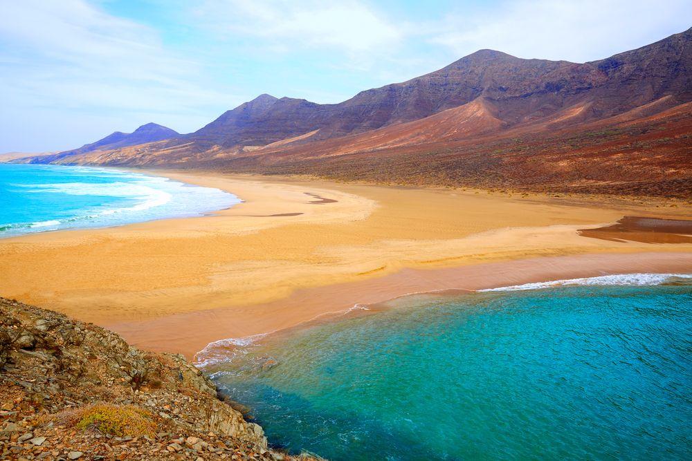 top 10 der beliebtesten urlaubsziele 2017, fuerteventura, strand, kanaren