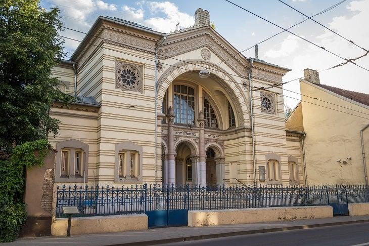 Choral Synagoge_Litauen entdecken_OpodoReiseblog