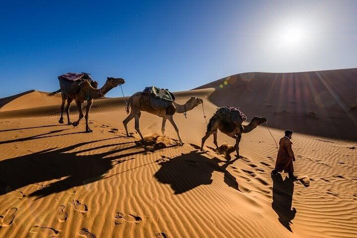 Marrakech_Beliebteste Osterreiseziele 2018_Opodo Reiseblog