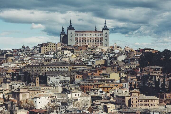 Toledo Spanien_Beliebteste Osterreiseziele 2018_Opodo Reiseblog