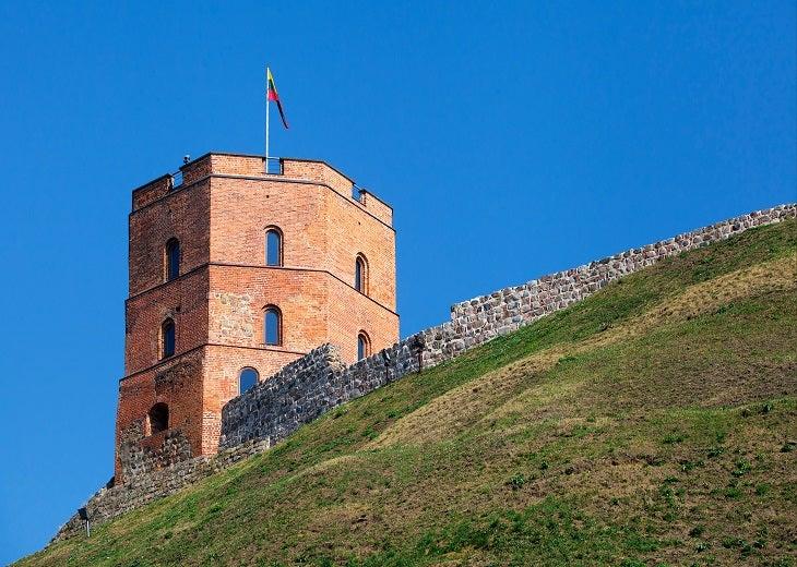 Wilna_Tower of Gediminas_Litauen entdecken_OpodoReiseblog
