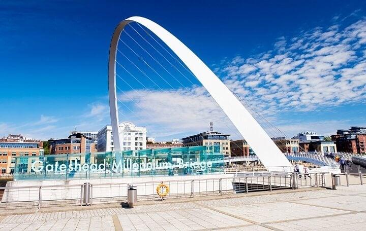 Newcastle Opodo Reiseblog