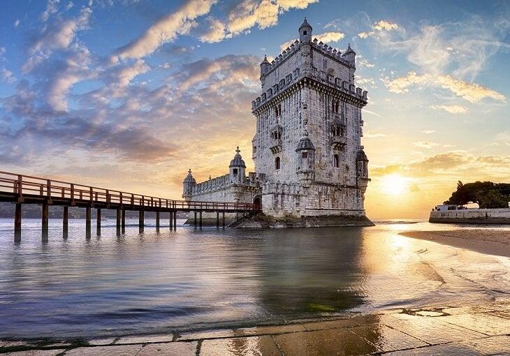 Zum Eurovision Song Contest nach Lissabon_Belem Tower Lisbon