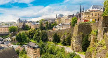 Ein Spaziergang durch Luxemburg: Stadt und Umgebung