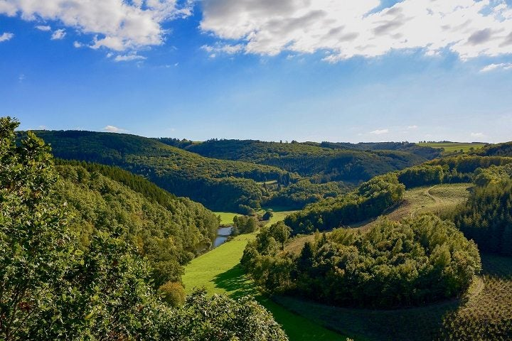Spaziergang durch Luxemburg