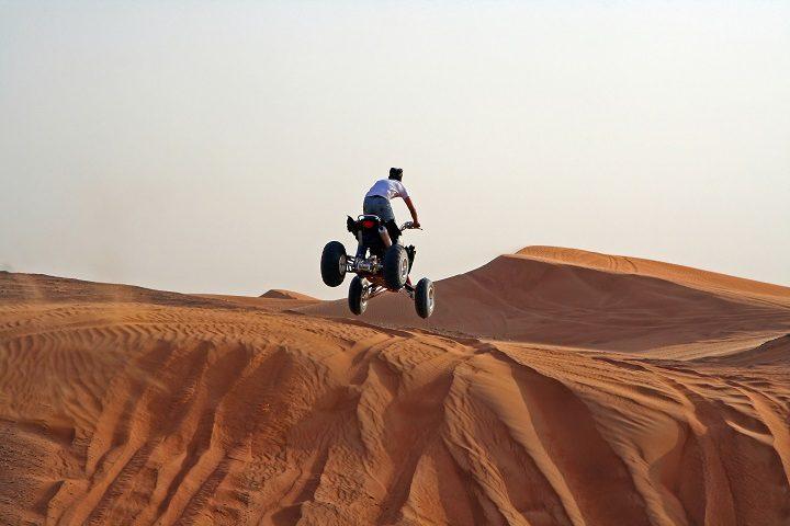 Quad Bike fahren Dubai