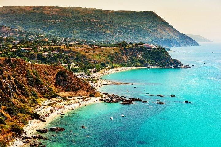 schönsten Strände Italiens