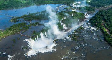 Reise-Guide: Die Iguazu Wasserfälle in Argentinien