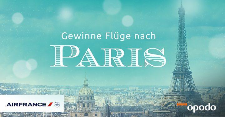 Paris Gewinnspiel