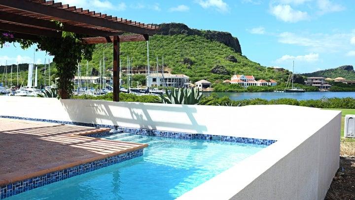 Curaçao Reisetipps Urlaub pool