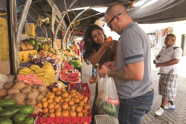curacao reisetipps markt