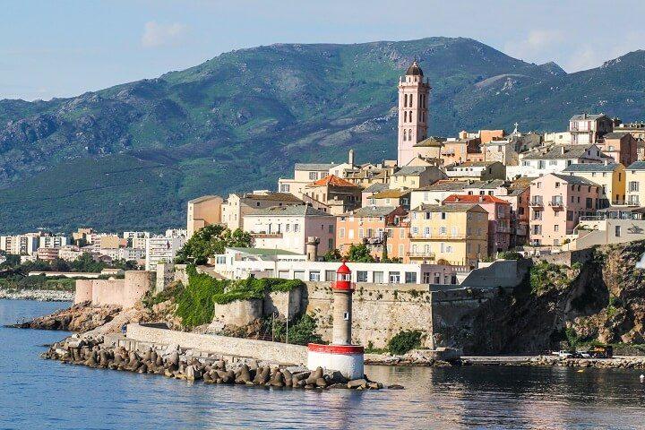 ville Bastia Corse - blog Opodo