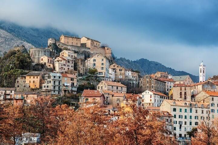 maisons village Corte Corse - blog Opodo
