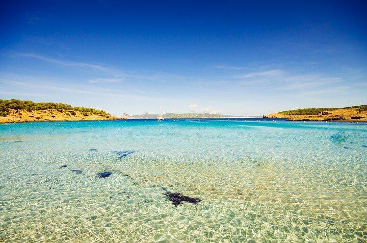 plage Benirras Ibiza - blog Opodo